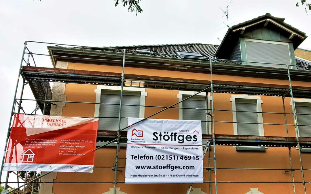 Hof- und Fassadenprogramm: Tapetenwechsel für Ihre Fassade gefällig?