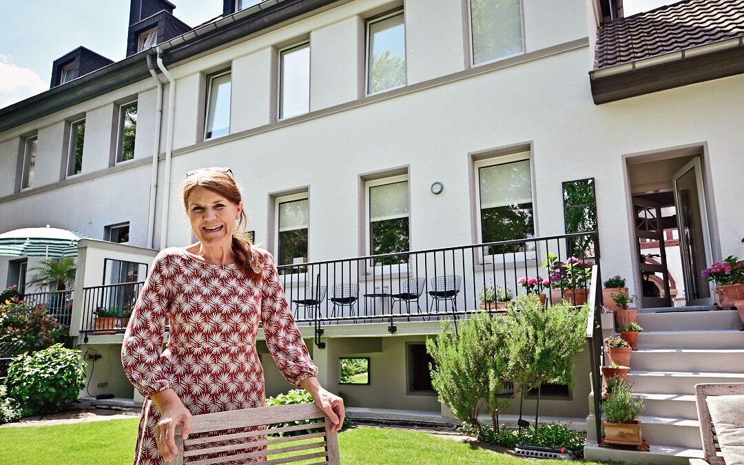 Hof- und Fassadenprogramm nimmt weiter Fahrt auf – vier Immobilien saniert!