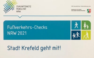 Fußverkehrs-Check in Uerdingen: Einladung zum Rundgang zu Fuß am 28.09.2021